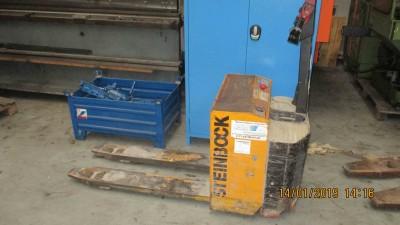 Steinbock Boss WN20 Elektrostapler WN20